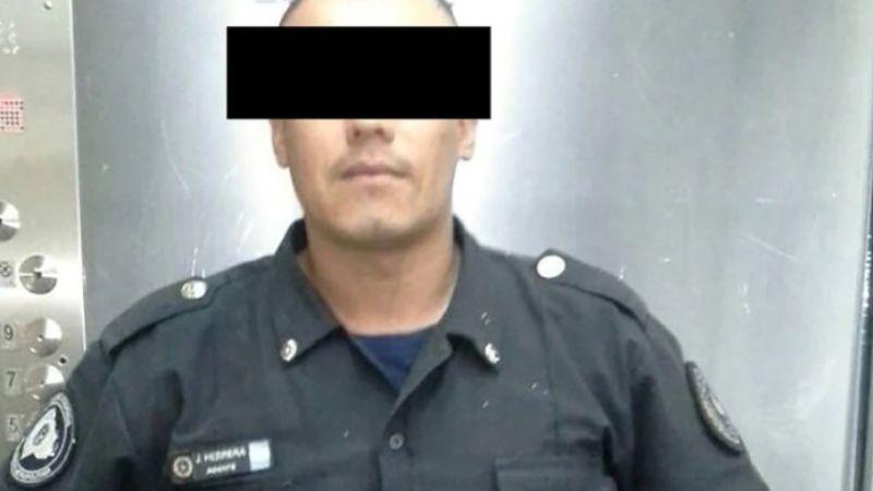 Policía discute con su esposa y asesina a su hija con un balazo en el abdomen; tenía 6 años