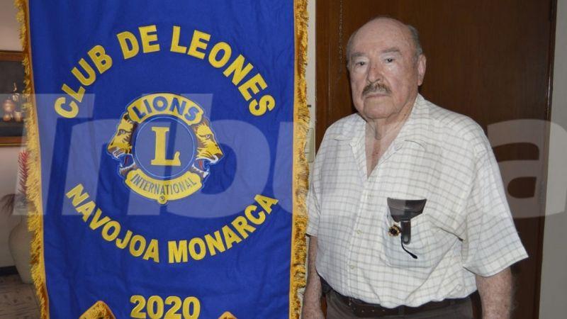 Navojoa: Andrés Covarrubias describe sus años de trayectoria en Club de Leones