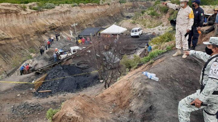 Avanza el rescate de los mineros de Múzquiz; están cerca de 3 de los 7