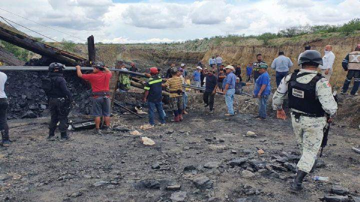 Tragedia en la mina de Múzquiz: Rescatan el cadáver de uno de los 7 mineros atrapados