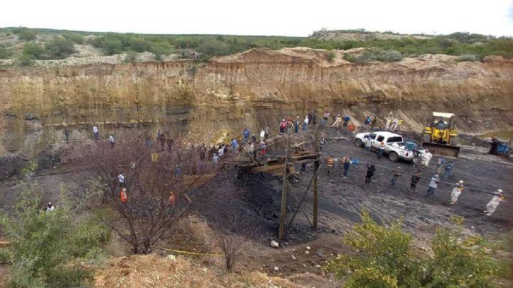 Incertidumbre en mina de Múzquiz: Aseguran que son 8 los mineros atrapados