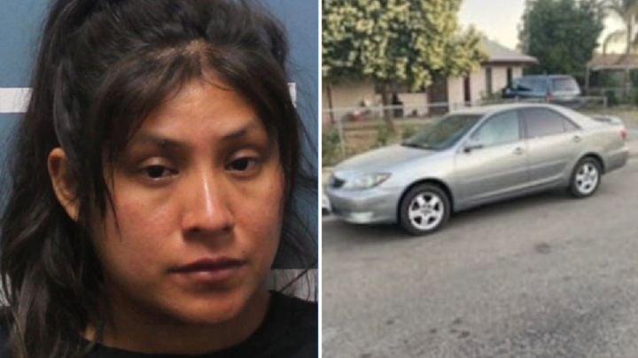 Niña de 3 años muere encerrada en un auto a 37 grados; su madre sembraba marihuana