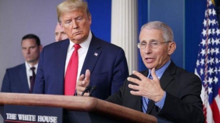 """Trump quiere que se le imponga una multa de """"reparación"""" a China por crear el Covid-19"""