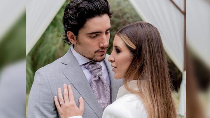 A pesar de su boda por el civil, esposa de Alex Fernández realiza despedida de soltera