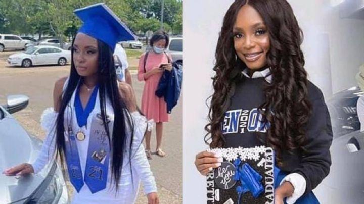 Asesinan a tiros a una joven de 18 años en una gasolinera; ese día celebraba su graduación