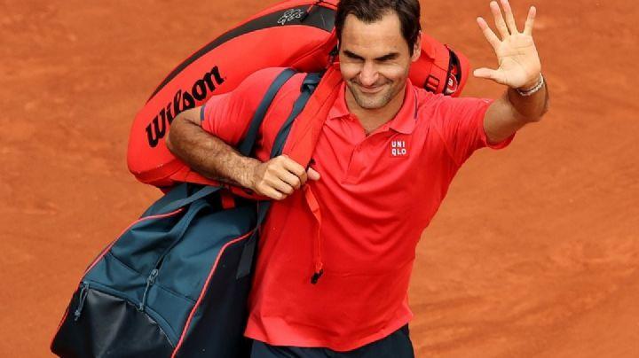 ¡Qué agonía! Roger Feder sufre de más para avanzar en el torneo de Roland Garros