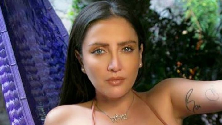 Celia Lora anuncia que ya tiene cuenta de OnlyFans con coqueta y destapada fotografía