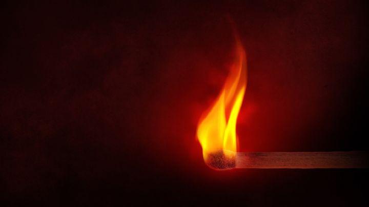 Tenebroso: Un hombre ata a su madre de pies y manos para poder quemar vivo a su tío
