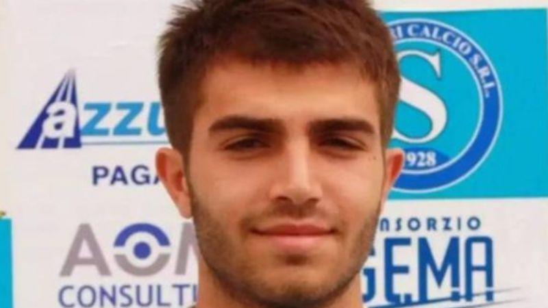 Giuseppe Perrino fallece a mitad de un partido de futbol; sufrió un paro cardiaco