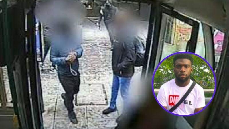 VIDEO: Feroz ataque con espadas le arrebata la vida a un youtuber a plena luz del día