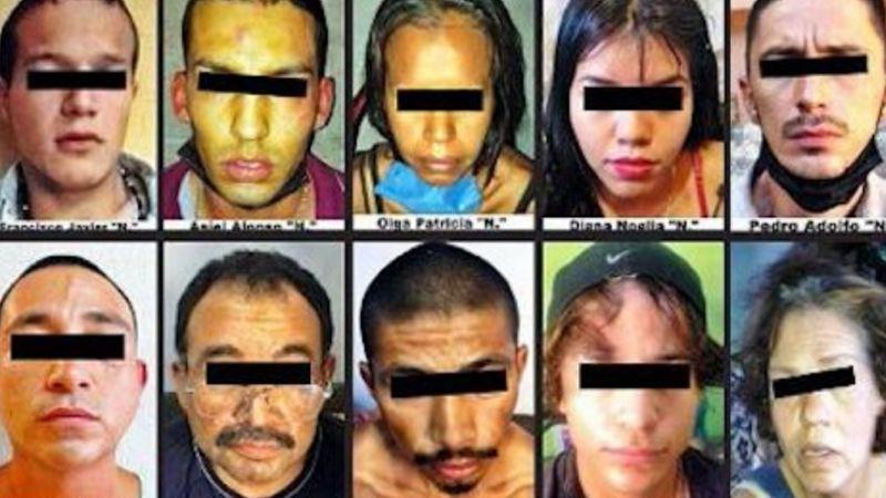 Golpe al narco en Sonora: Capturan a 14 delincuentes y aseguran 324 dosis de drogas
