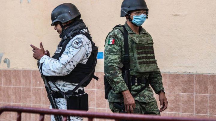 Tras asesinato de funcionario del INE, la Guardia Nacional protege casillas en Tlaxcala