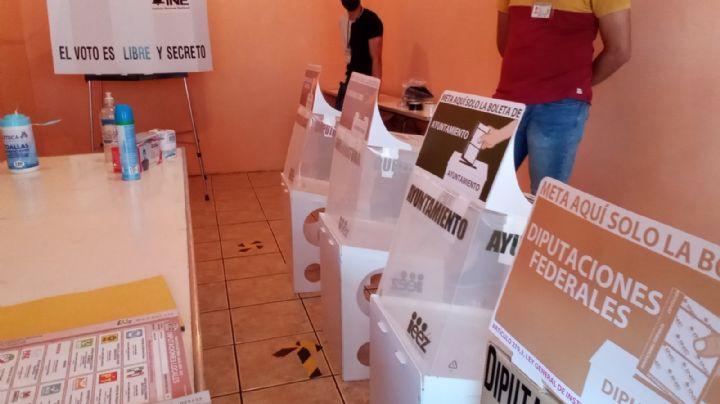 Morena acusa que hay compra de votos y entrega de despensas en Zacatecas y Guadalupe