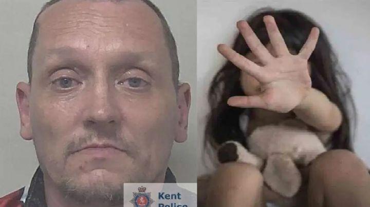 Atroz: Pedófilo engaña a niña, la lleva a hotel, ven una película y la viola tres veces