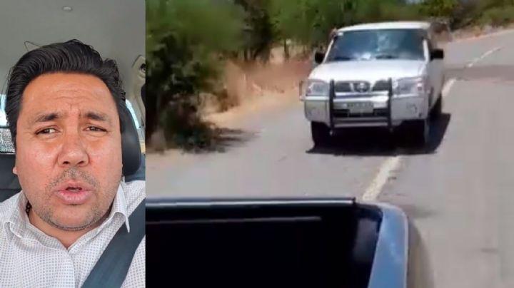 """""""¡Jueguen limpio!"""": Diputado morenista acusa a candidata priísta de atentar contra su vida"""