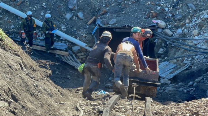 Tragedia: Hallan cadáver de cuarto minero sepultado tras colapso de mina de Múzquiz, Coahuila