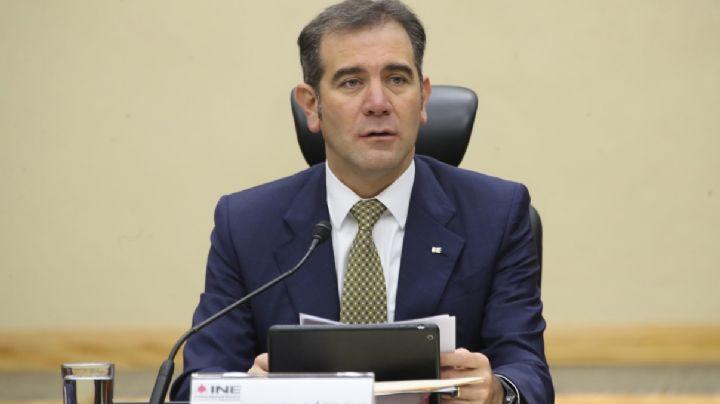 Lorenzo Córdova celebra normalidad en las elecciones: 81% de las casillas fueron instaladas