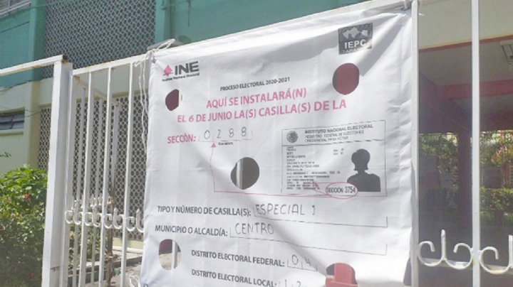De terror: Criminales golpean brutalmente a funcionario de casilla; le roban material electoral