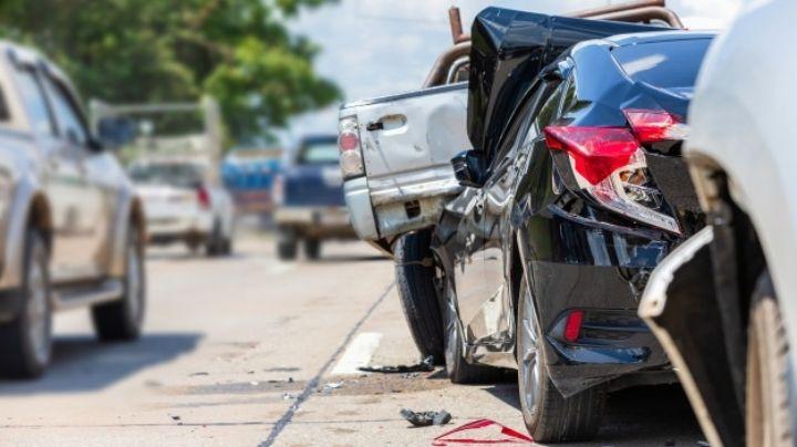 ¡Lamentable! Aparatoso choque en los límites de Puebla y Tlaxcala deja 5 muertos