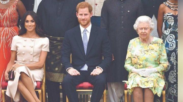 """Reina Isabel II, """"encantada"""" con el nacimiento de Lilibet Diana, da tierno mensaje al Príncipe Harry"""