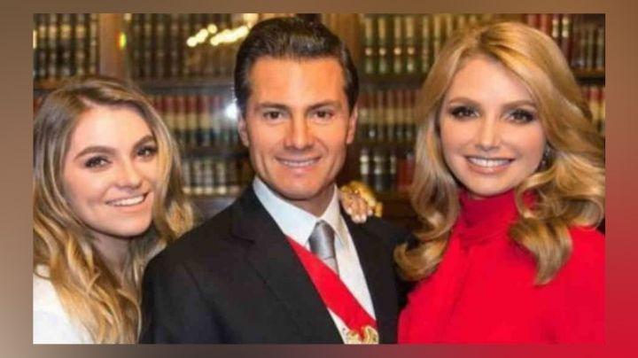 Tras escándalo de Peña Nieto, hija de Angélica Rivera sale a votar y lo presume en Instagram