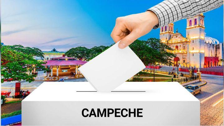 """Tras apertura de casillas tarde, ciudadanos de Campeche se quejan de """"cortarles el derecho al voto"""""""