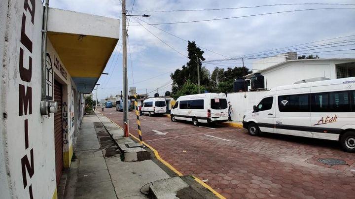 En redes sociales denuncian supuesto acarreo de votantes en Tlaxcala