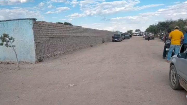 Macabro hallazgo: Matan a 2 jóvenes y tiran sus cadáveres en una vía de Calera, Zacatecas