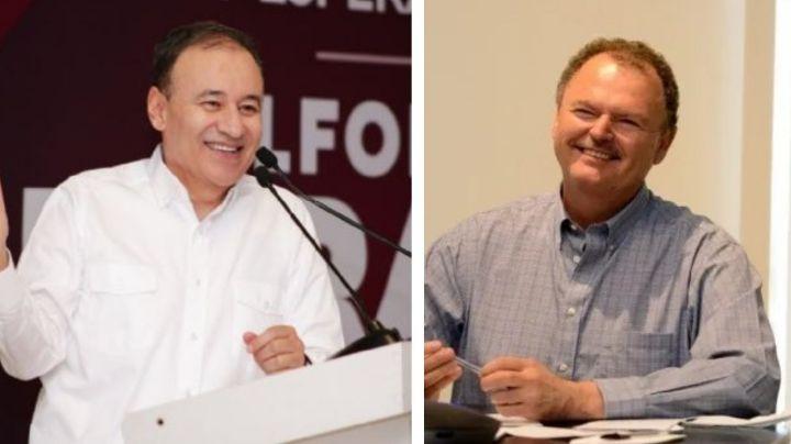VIDEO: 'Borrego' y Durazo se declaran ganadores de las elecciones 2021 en Sonora; esto dicen