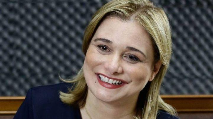 Así reacciona Maru Campos al conocer los resultados del PREP 2021 de Chihuahua