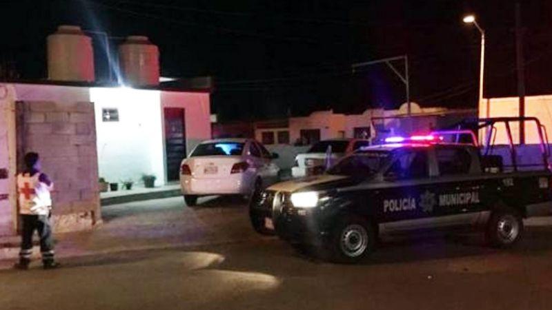 Ataque armado en ejido de Guaymas desata intensa movilización policíaca; habría un muerto