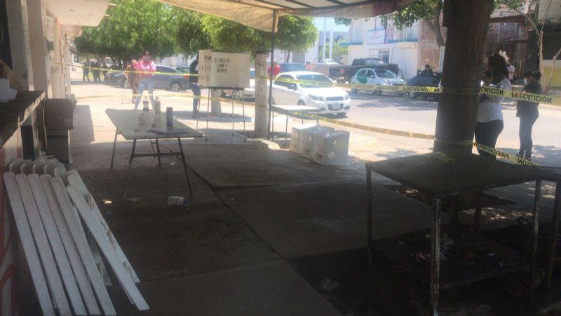 Sinaloa: Grupo armado roba boletas electorales en Los Mochis; se llevaron celulares y carteras