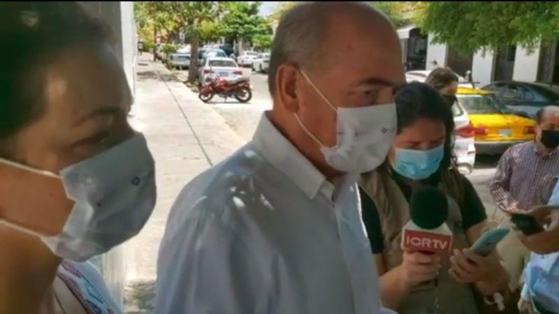 """""""Sufro daltonismo"""": Presidente del PRI en Colima dice que no ve focos rojos de inseguridad"""