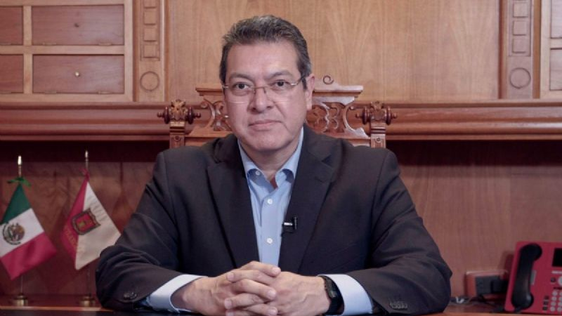 Tras Conteo Rápido, gobernador de Tlaxcala felicita a Lorena Cuéllar, su posible sucesora