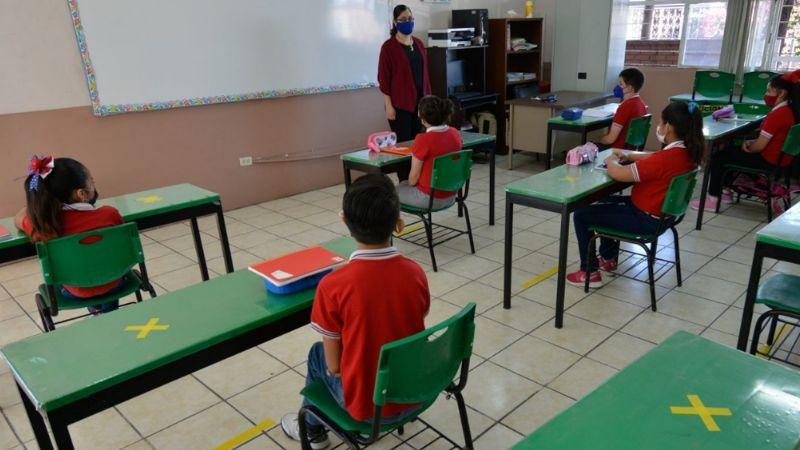 Covid-19: Sonora y estos estados de México regresan a clases presenciales este lunes 7 de junio