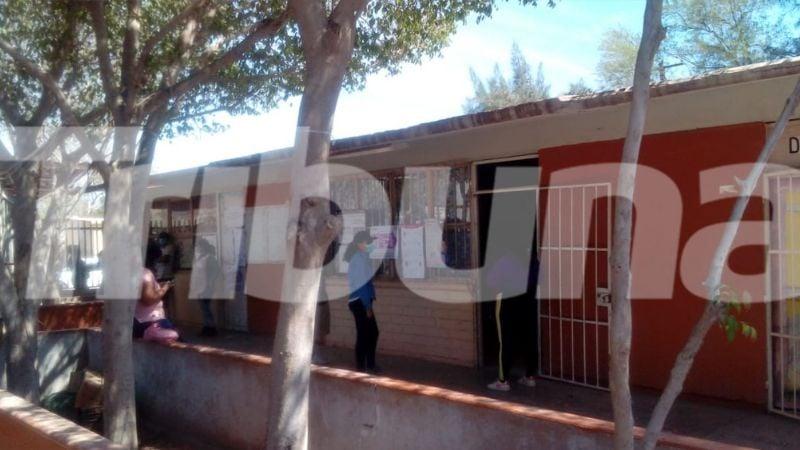 Elecciones 2021: Baja el número de votantes con el paso de las horas en Huatabampo