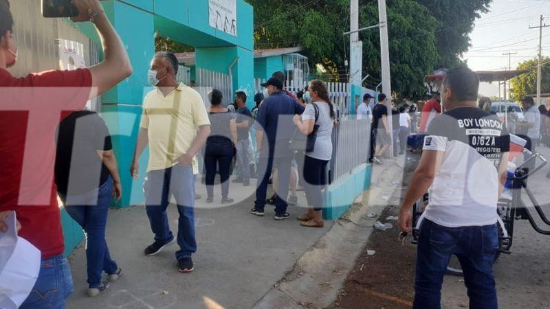 Sonora Decide: Entre molestias y empujones, cierran las casillas en Cajeme