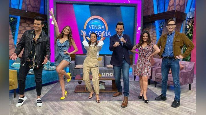 ¡De vuelta a Televisa! Querido conductor de 'Venga la Alegría' abandonaría TV Azteca