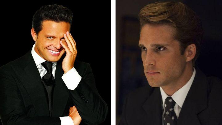 ¿La defendió? Diego Boneta reacciona a escándalo de Michelle Salas en 'Luis Miguel, la serie'