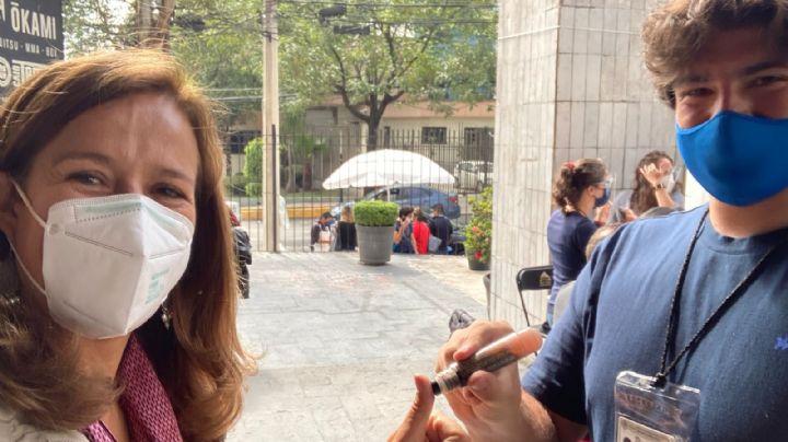 Tras fracasar como candidata a presidencia, Margarita Zavala declara triunfo en CDMX: PREP