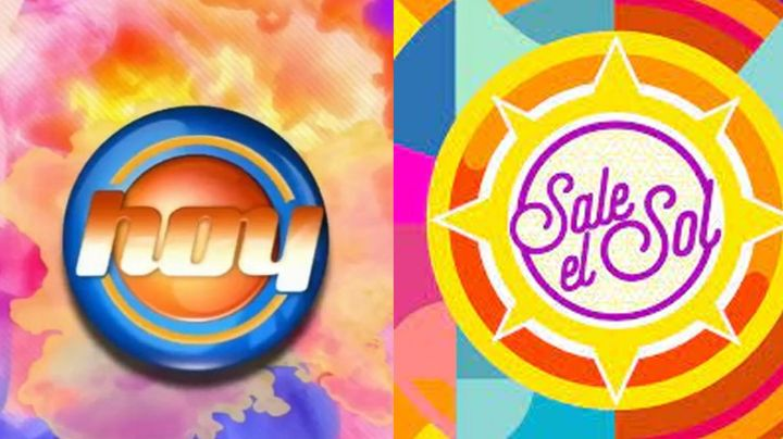 Tras 'pleito' de Imagen TV y Televisa, 'Hoy' y 'Sale el Sol' se unen para destrozar a Luis Miguel