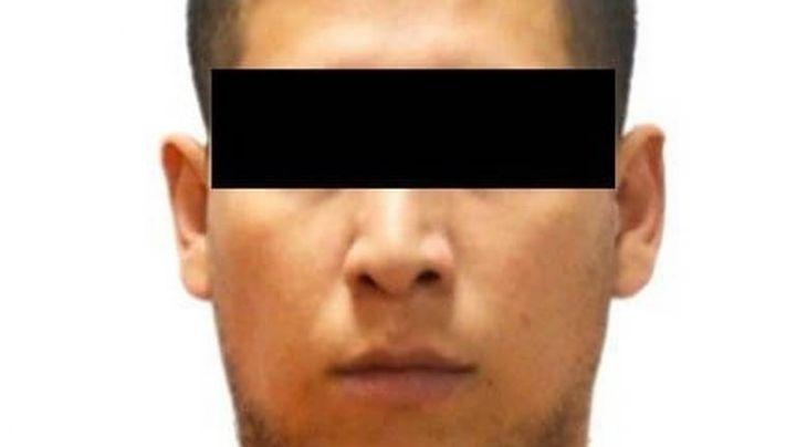 Él es la 'Gacela', miembro de Los Zetas; operaba en San Luis Potosí y fue capturado en Jalisco