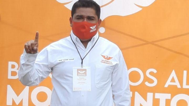 Candidato de Movimiento Ciudadano asesinado gana elecciones a alcaldía de Veracruz