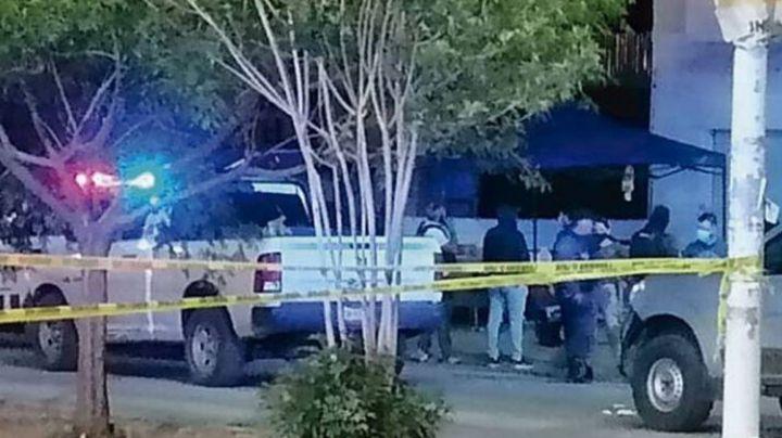 Tres jóvenes mueren al ser víctima de una agresión armada; les dispararon a quemarropa