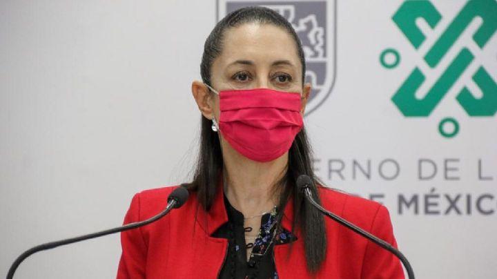 Sheinbaum culpa a la 'campaña de desprestigio' por la derrota de Morena en la CDMX
