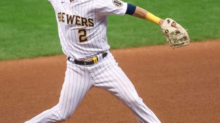 VIDEO: ¡De Grandes Ligas! Atrapada de Luis Urías fue Jugada de la Semana en MLB