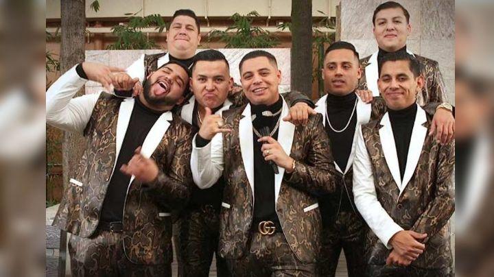 Grupo Firme revela estar junto a vocalista de Intocable y desatan rumores de música juntos