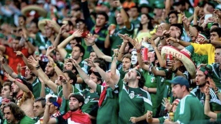 FMF reitera el cese del grito discriminatorio en partidos de la Selección de México
