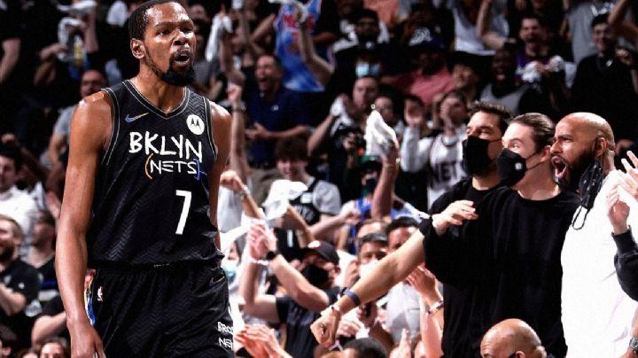 ¡Hasta para llevar! Nets le dan una paliza a los Bucks y toman ventaja en su serie de playoffs