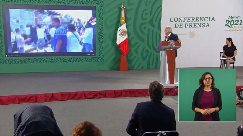 """AMLO comparte polémico VIDEO sobre compra de votos; celebra """"defensa"""" de la democracia"""